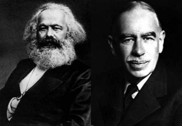 Marx_Keynes