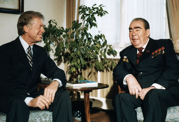 brezhnev-and-carter-at-salt-talks