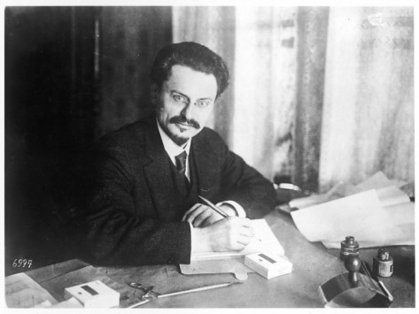 leon-trotsky-russian-statesman-at-brest-litovsk-1918