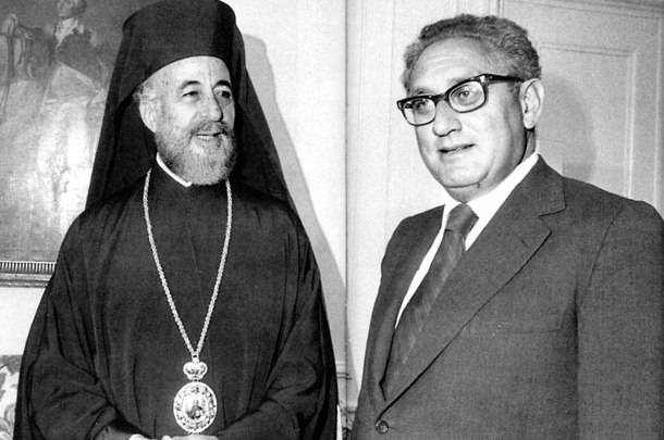 Makarios_Kissinger