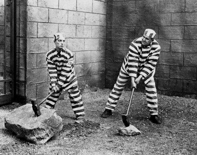 Annex - Keaton, Buster (Convict 13)