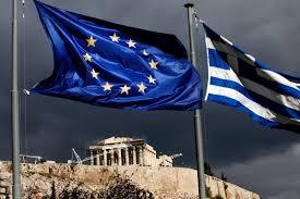 Σημαία-Ελλάδα-Ευρώπη