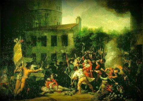 Αποτέλεσμα εικόνας για οι εξεγερμένοι του Παρισιού